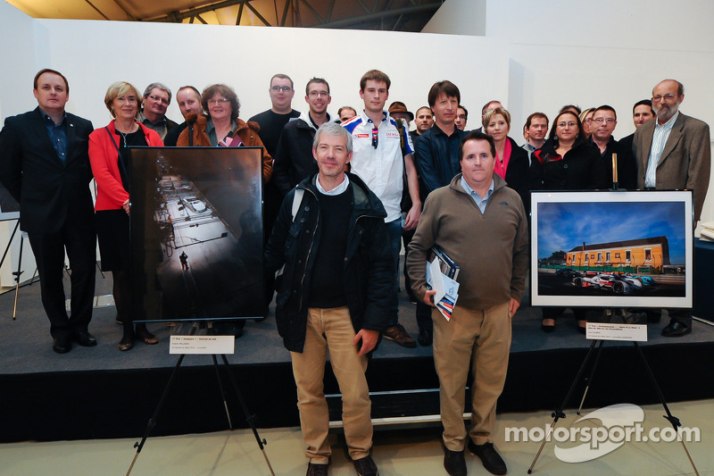 Sarthe Endurance Photos first place in the