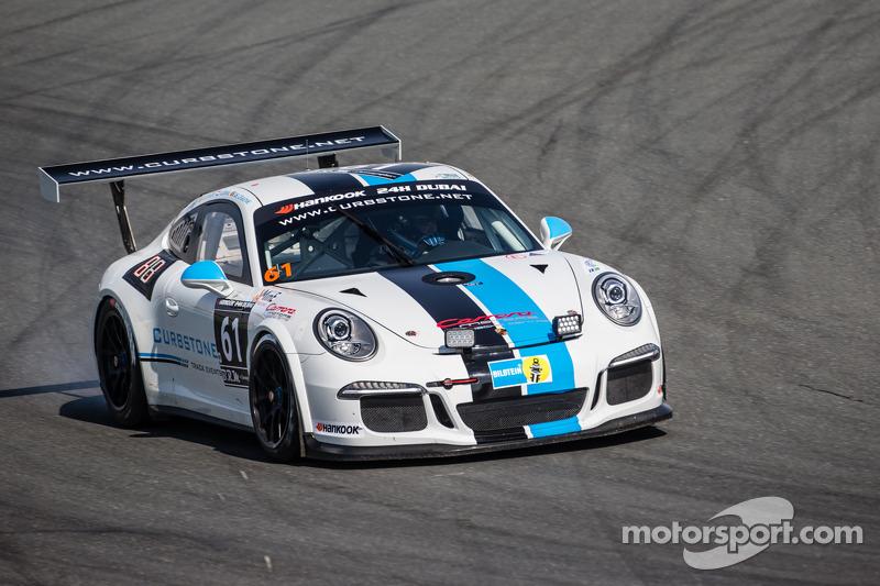 #61 Speedlover Porsche 991 Cup: Філіп де Краен, Джон де Уайлд, Серж Людвіг, Патрік ван Глабеке