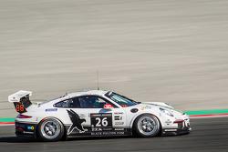 #26 Black Falcon Porsche 991 Cup: Saud Al Faisal, Anders Fjordbach, Keita Sewa, Andreas Weishaupt, P