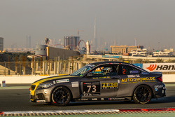 #73 Race-House Motorsport,宝马M235i赛车杯: Dag von Garrel, Stephen Perry, Max Girardo, Konstantin Jacoby, James Cottingham