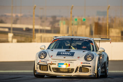 #20 MRS GT-Racing Porsche 991 Cup: Manuel Nicolaidis, Olivier Baharian, Thierry Blaise, Johnson Huan