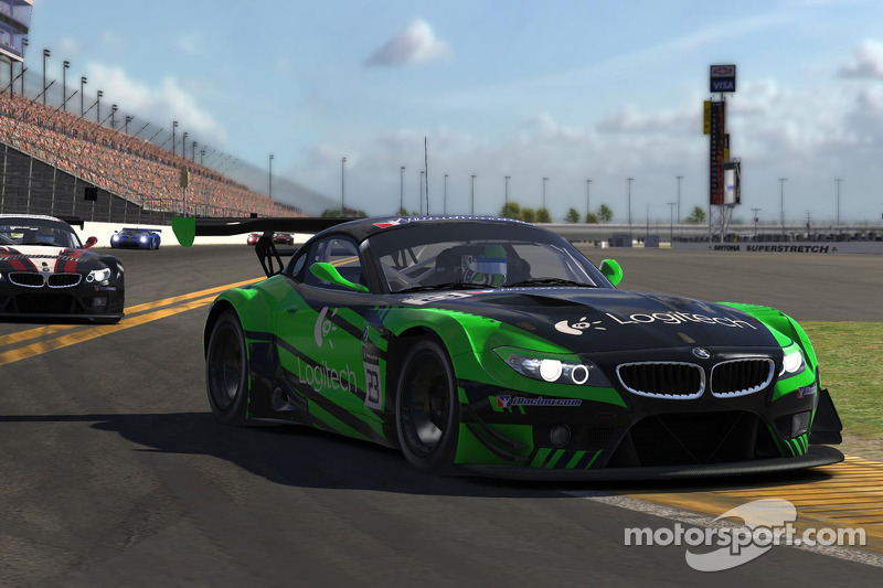 iRacings Roar before the 24 Hour, Testrennen