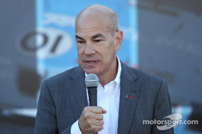 Scott Atherton, President and CEO of Tudor United Sportscar Championship