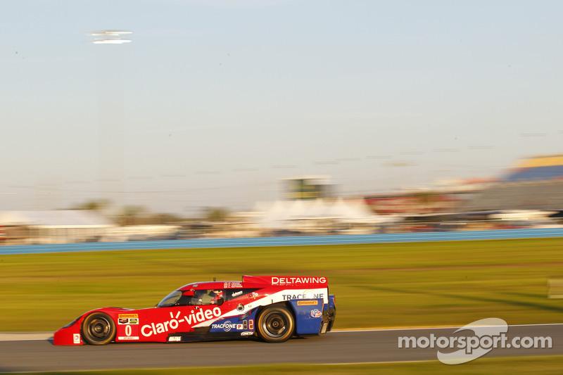 #0 DeltaWing Racing Cars, DWC13: Katherine Legge, Memo Rojas, Gabby Chaves, Andy Meyrick