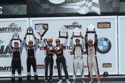 ST podio: vincitori Spencer Pumpelly, Luis Rodriguez Jr.