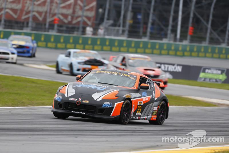 #29 Tim Bell Racing, Nissan 370Z