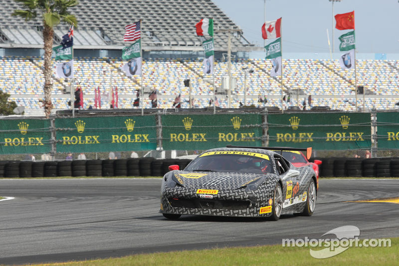 #318 The Collection, Ferrari 458: Gregory Romanelli