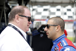 Chip Ganassi and Tony Kanaan