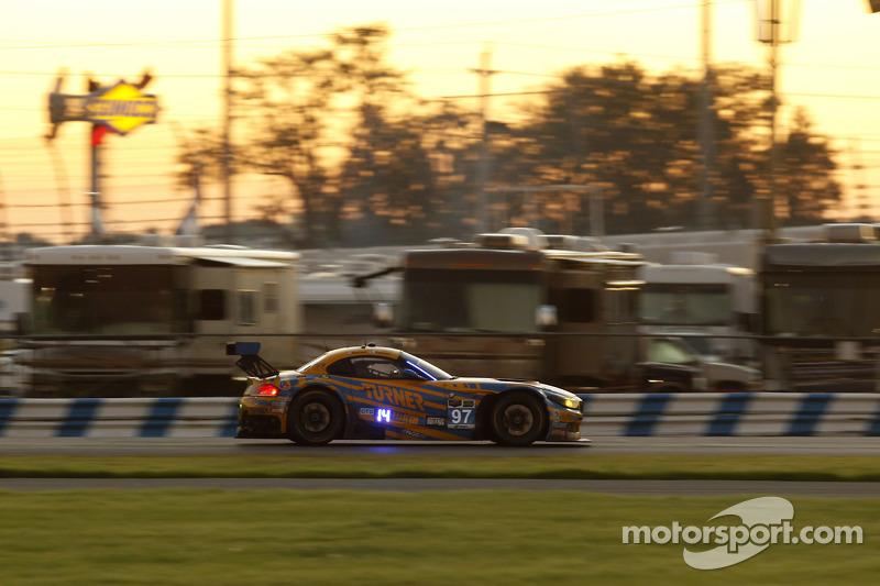 #97 Turner Motorsport,宝马Z4: Michael Marsal, Markus Palttala, Andy Priaulx, Boris Said