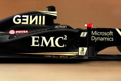 El nuevo 2015 Lotus E23 Hybrid