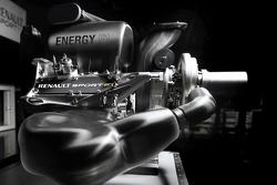 De 2015 Renault Energy F1-motor