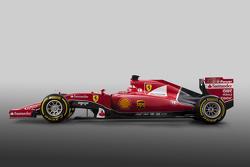 Запуск Scuderia Ferrari SF15-T, презентация.