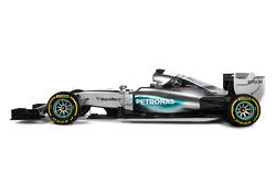 La nouvelle Mercedes AMG F1 W06