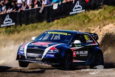World RX: Münnich Motorsport Audi S3 - apresentação