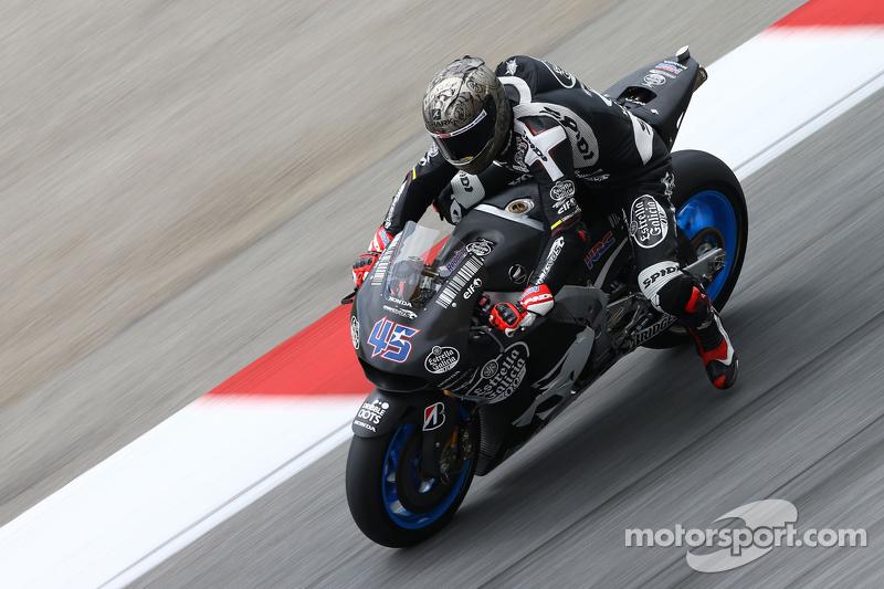 Scott Redding, Marc VDS, Honda