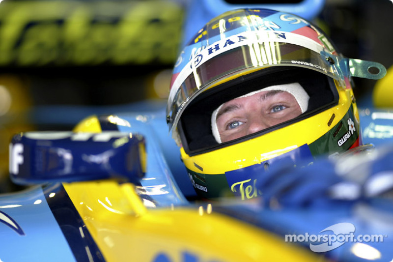 2004 - Renault: Jacques Villeneuve