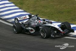 Kimi Räikkönen, McLaren MP4-19