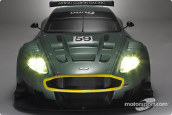 Aston Martin Racing DBR9 launch, Gaydon, UK