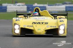 #36 Welter Racing WR-V6: Jean-René de Fournoux, Jean-Bernard Bouvet, Sylvain Boulay
