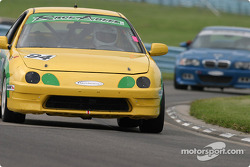 #94 Radial Motorsports Acura Integra R: Paul Moorcones, Mitch Piper