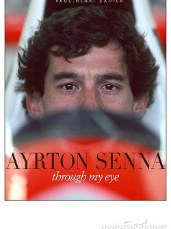 Presentation, yeni book entitled 'Ayrton Senna -- Through My Eye', by noted auto racing Fotoğrafçısı Paul Henri-Cahier