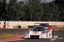 #6 Martini Racing Lancia LC2/83: Paolo Barilla, Alessandro Nannini, Jean-Claude Andruet