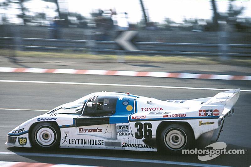 1985: Toyota 85C
