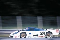 #24 Cheetah Switzerland Cheetah G604 Aston Martin: John Cooper, Claude Bourgoignie, Bernard de Dryver