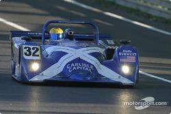 La Lola Judd n°32 du Intersport Racing (Clint Field, William Binnie, Rick Sutherland)
