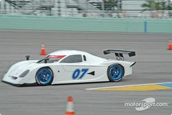 #07 Michael Baughman Racing Pontiac Crawford: Michael Baughman, Bob Ward, Stefan Johansson, Roberto Moreno