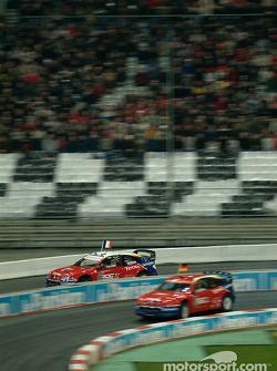 Semi-final: Sébastien Loeb and Armin Schwarz