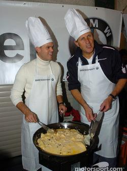 Dirk Muller ve Hans Stuck