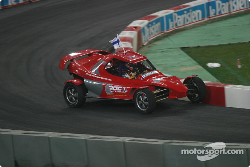Semi-final: Heikki Kovalainen