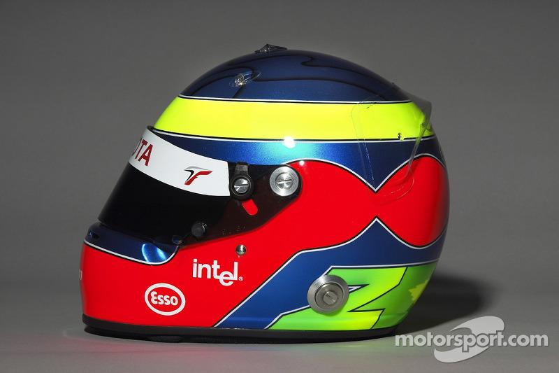 Helmet, RiCardo Zonta