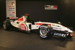 The new BAR Honda 007