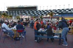 Fanfest at Daytona