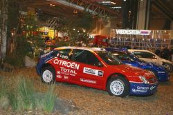 WRC display