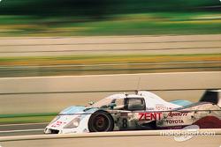 #8 Tom's Toyota TS010: Jan Lammers, Andy Wallace, Teo Fabi