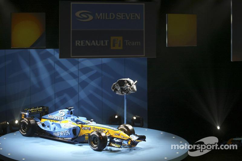 Презентація Renault R25