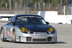 #43 BAM! Porsche 911 GT3 RSR: Leo Hindery, Tony Burgess, Mike Rockenfeller