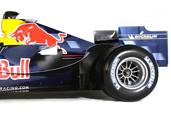 Detail of the new Red Bull Racing RB1