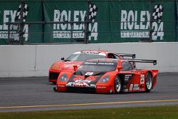 #29 Brumos Racing Porsche Fabcar: Tim Vargo, Josh Vargo, Jake Vargo, Brady Refenning