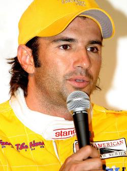 Conférence de presse : Christian Fittipaldi