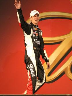 Presentación de pilotos: Kurt Busch
