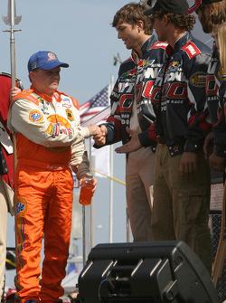 Drivers presentation: Bobby Hamilton Jr.