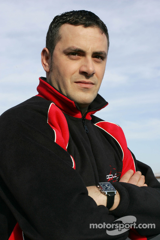Team manager Paolo Coloni