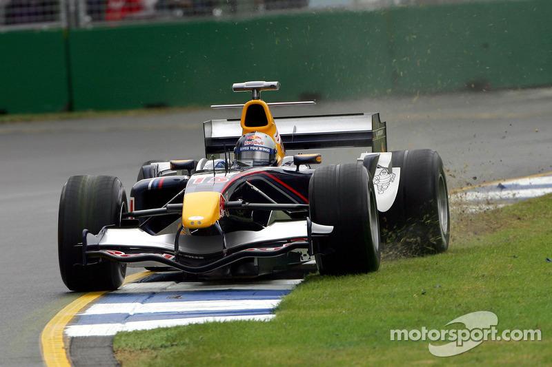 Кристиан Клин, Red Bull, 2005 год