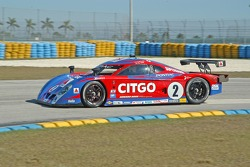 #2 CITGO - Howard - Boss Motorsports Pontiac Crawford: Milka Duno, Andy Wallace