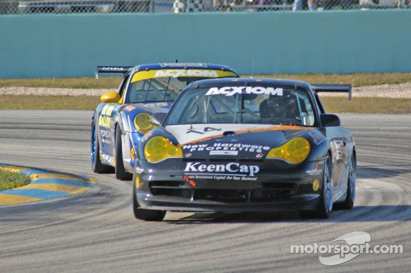 #14 Autometrics Motorsports Porsche GT3 Cup: Leh Keen, Cory Friedman