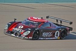 #4 Howard - Boss Motorsports Pontiac Crawford: Elliott Forbes-Robinson, Butch Leitzinger